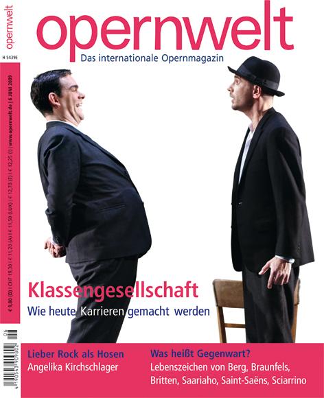 Opernwelt Juni (6/2009)