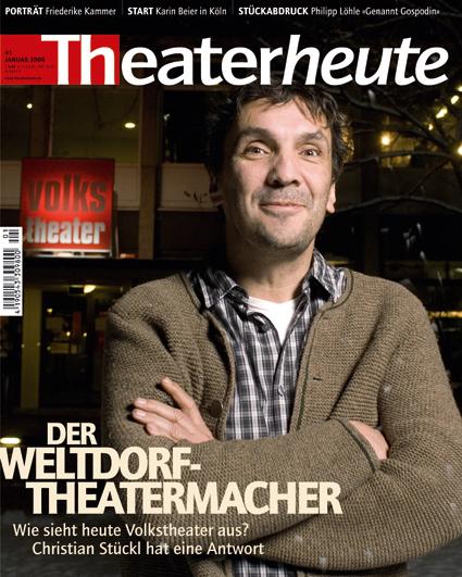 Theater heute Januar (1/2008)