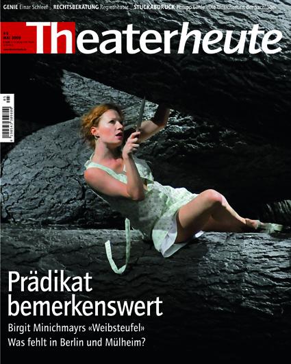 Theater heute Mai (5/2009)
