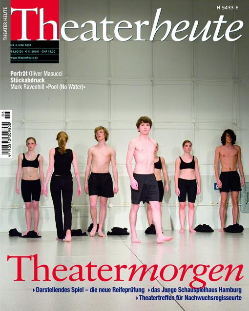 Theater heute Juni (6/2007)