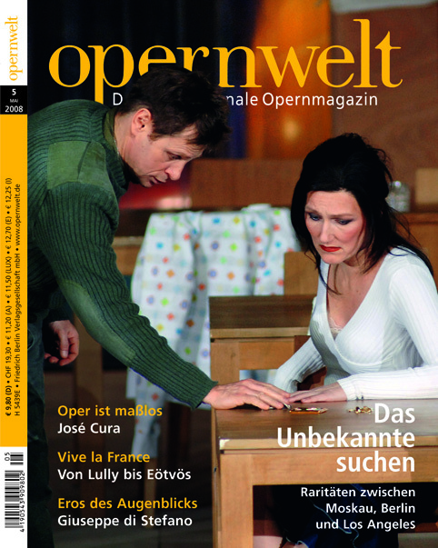 Opernwelt Mai (5/2008)
