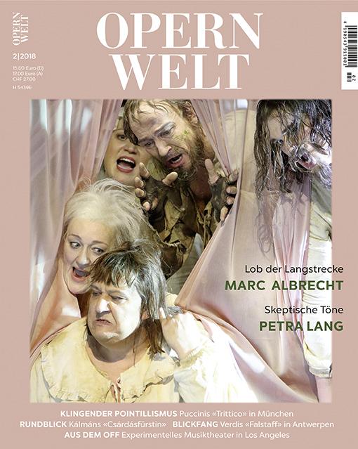 Opernwelt Februar (2/2018)