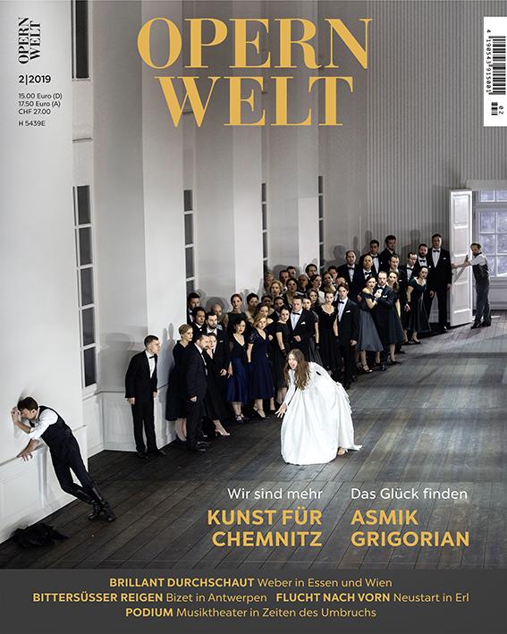 Opernwelt Februar (2/2019)