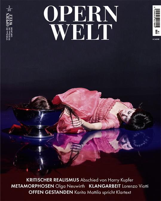 Opernwelt Februar (2/2020)