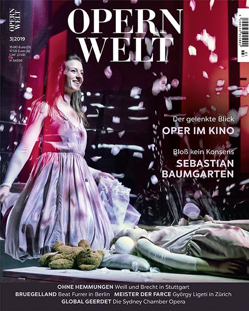 Opernwelt März (3/2019)