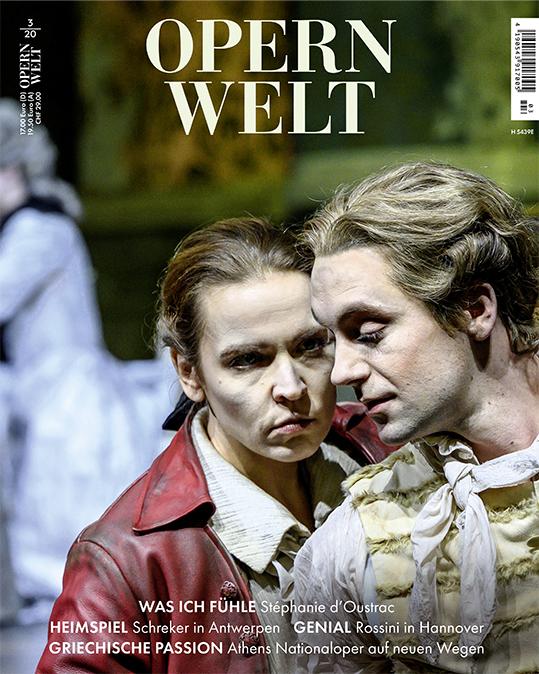 Opernwelt März (3/2020)
