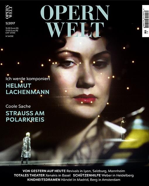 Opernwelt Mai (5/2017)