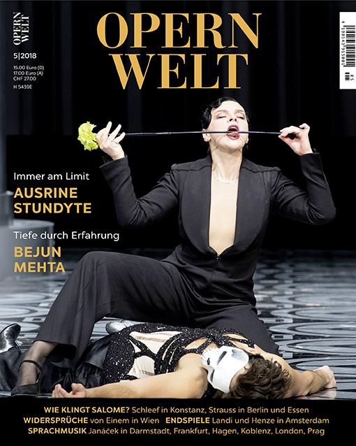 Opernwelt Mai (5/2018)
