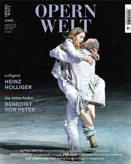 Opernwelt Mai (5/2019)