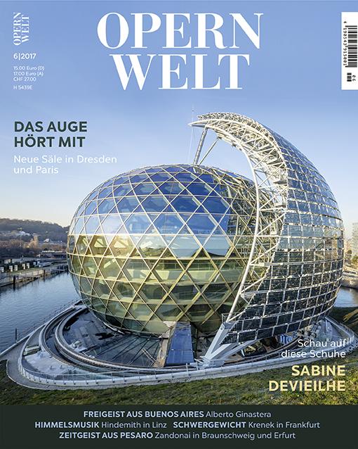 Opernwelt Juni (6/2017)