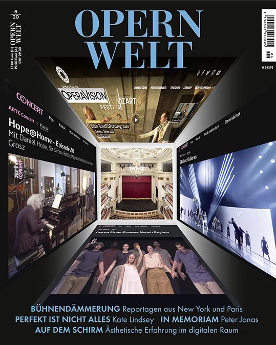 Opernwelt Juni (6/2020)