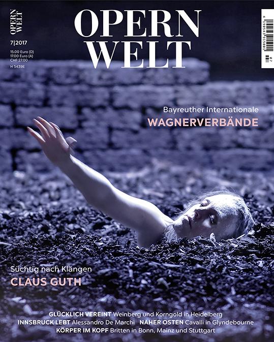 Opernwelt Juli (7/2017)