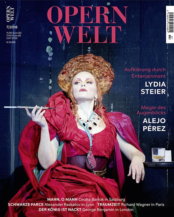 Opernwelt Juli (7/2018)