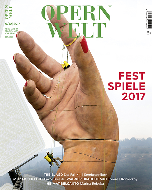 Opernwelt September/Oktober (9/10/2017)