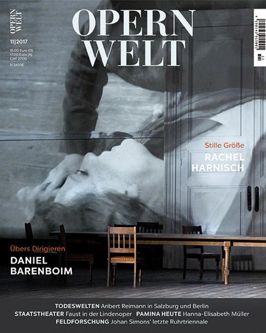 Opernwelt November (11/2017)