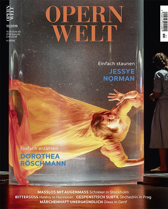 Opernwelt November (11/2019)