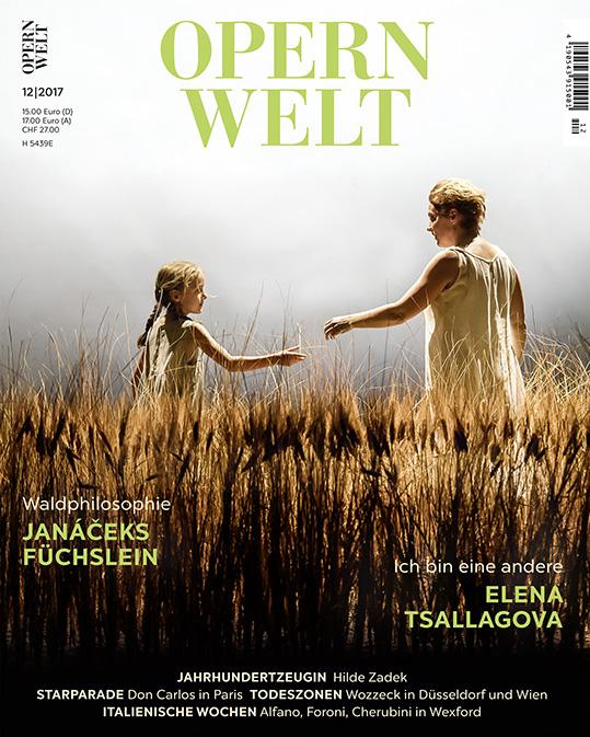 Opernwelt Dezember (12/2017)