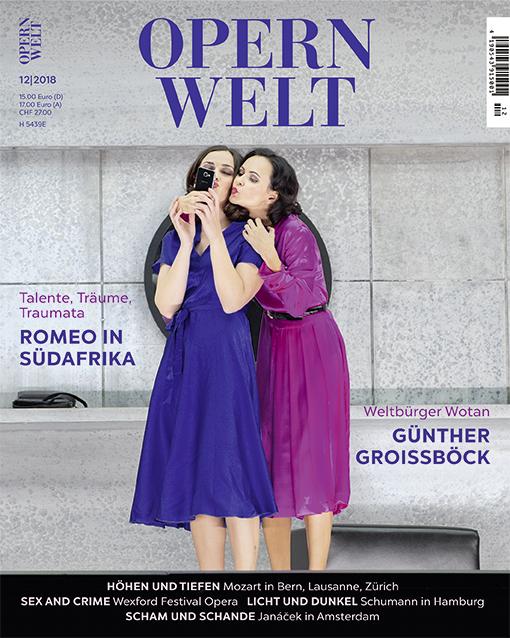 Opernwelt Dezember (12/2018)
