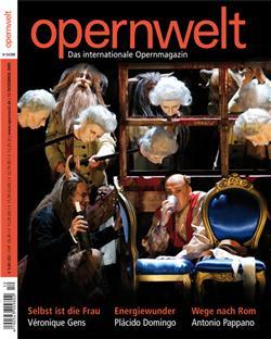Opernwelt Dezember (12/2009)