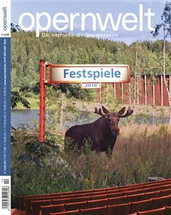 Opernwelt September/Oktober (9/10/2010)