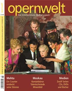 Opernwelt November (11/2011)