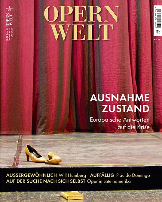 Opernwelt Januar (1/2021)