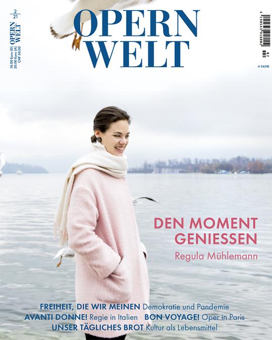 Opernwelt Februar (2/2021)