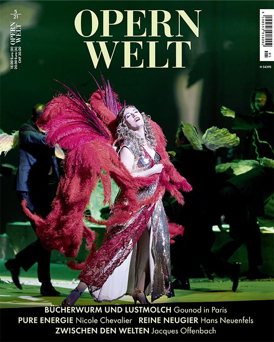 Opernwelt Mai (5/2021)
