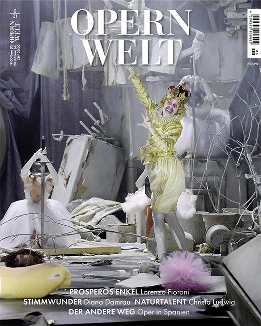 Opernwelt Juni (6/2021)