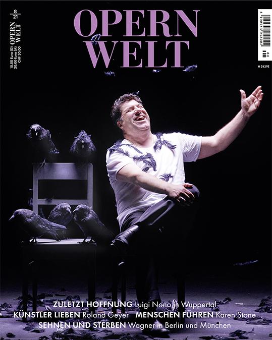 Opernwelt August (8/2021)