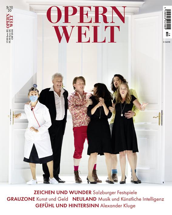 Opernwelt September/Oktober (9/10/2020)