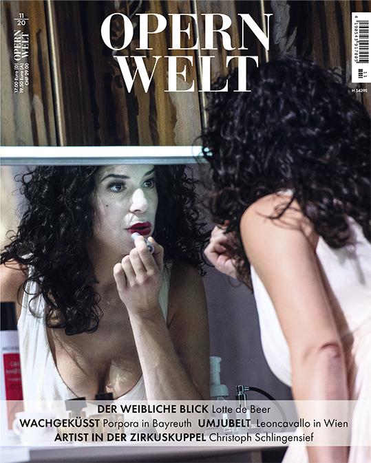 Opernwelt November (11/2020)