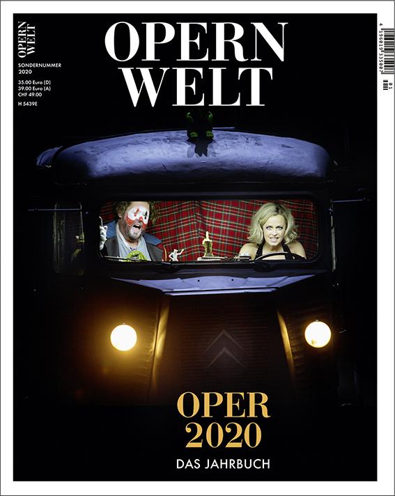 Opernwelt Jahrbuch (13/2020)