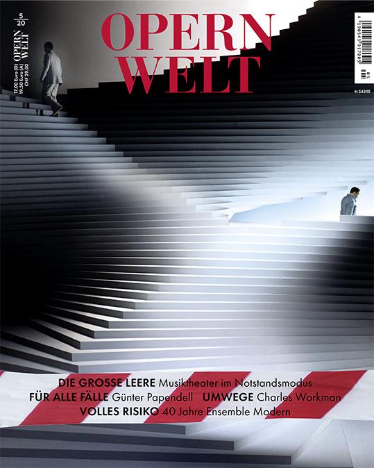 Opernwelt Mai (05/2020)