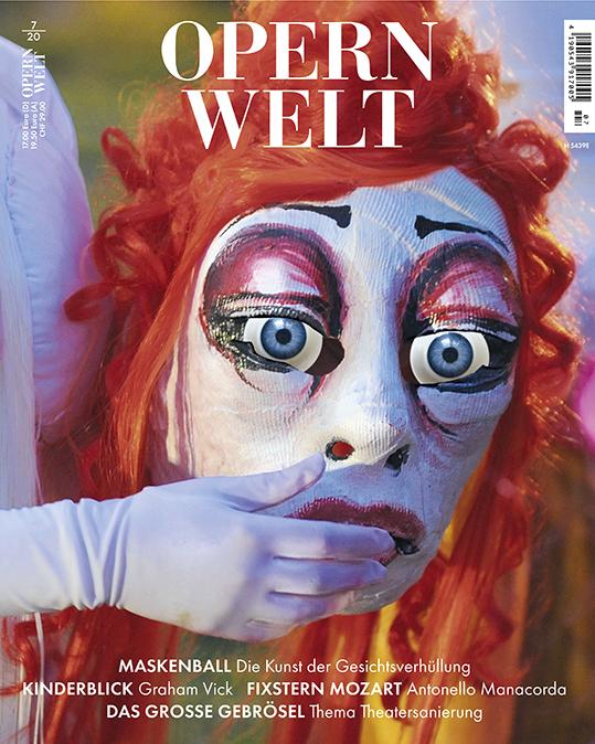Opernwelt Juli (7/2020)