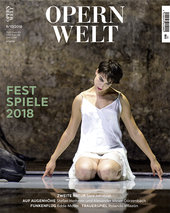 Opernwelt September/Oktober (9/10/2018)