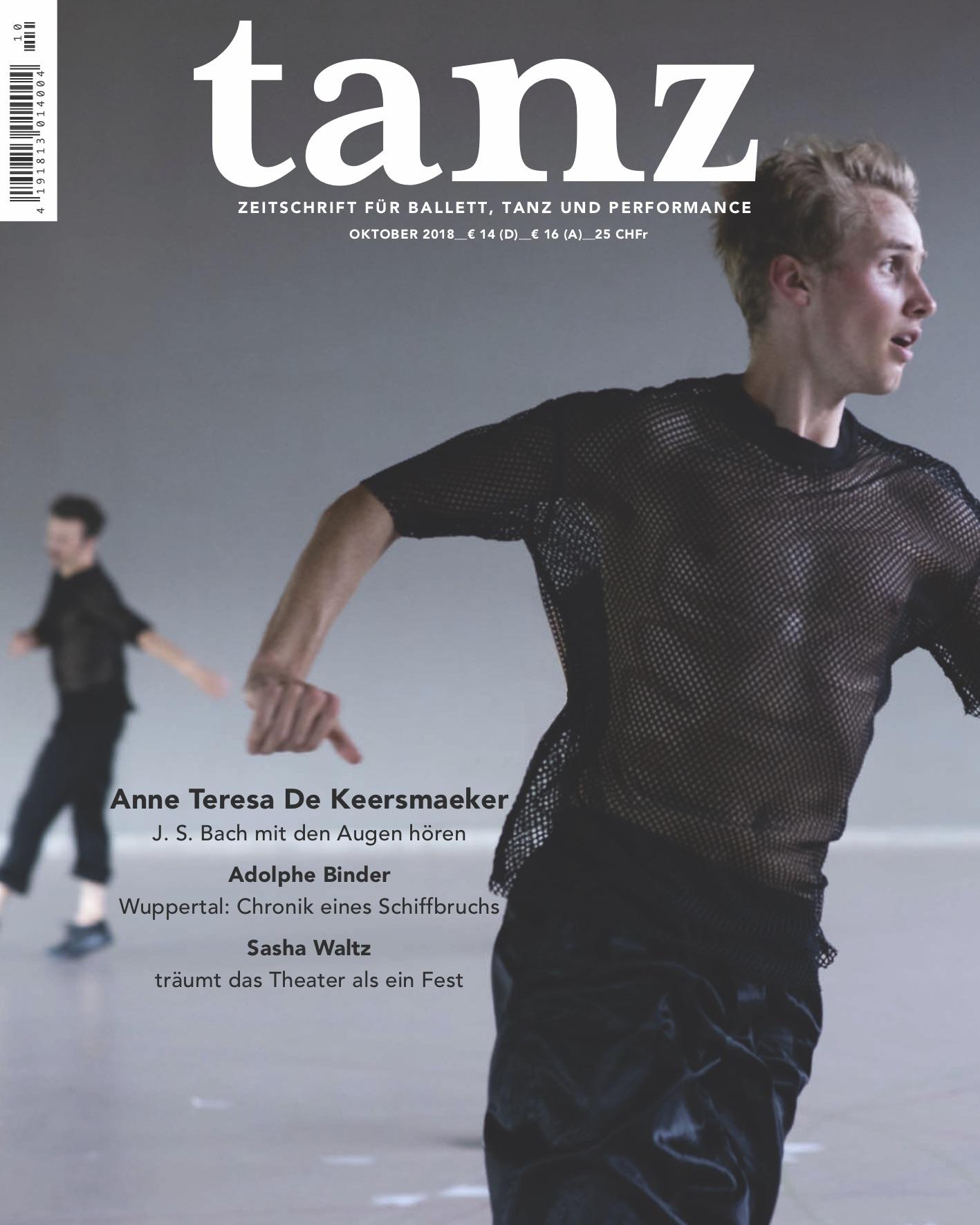 tanz Oktober (10/2018)