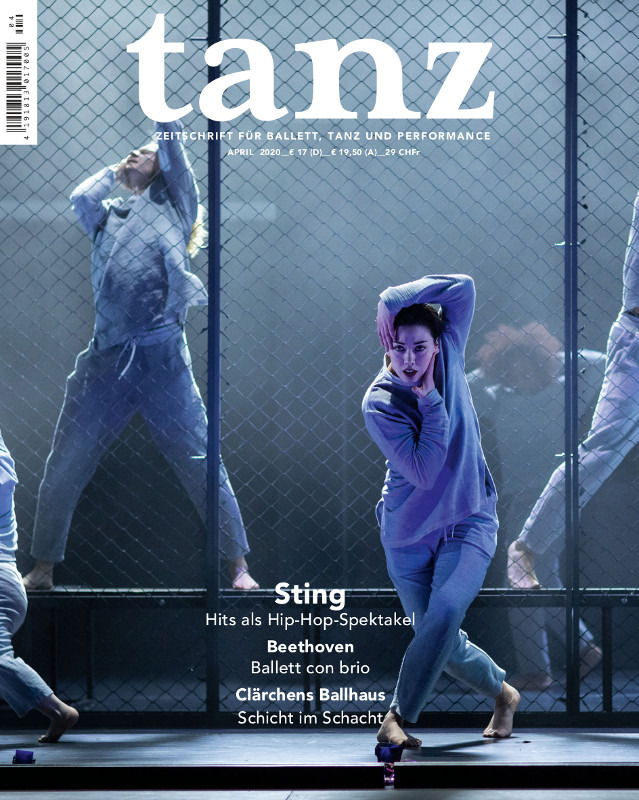 tanz (4/2020)