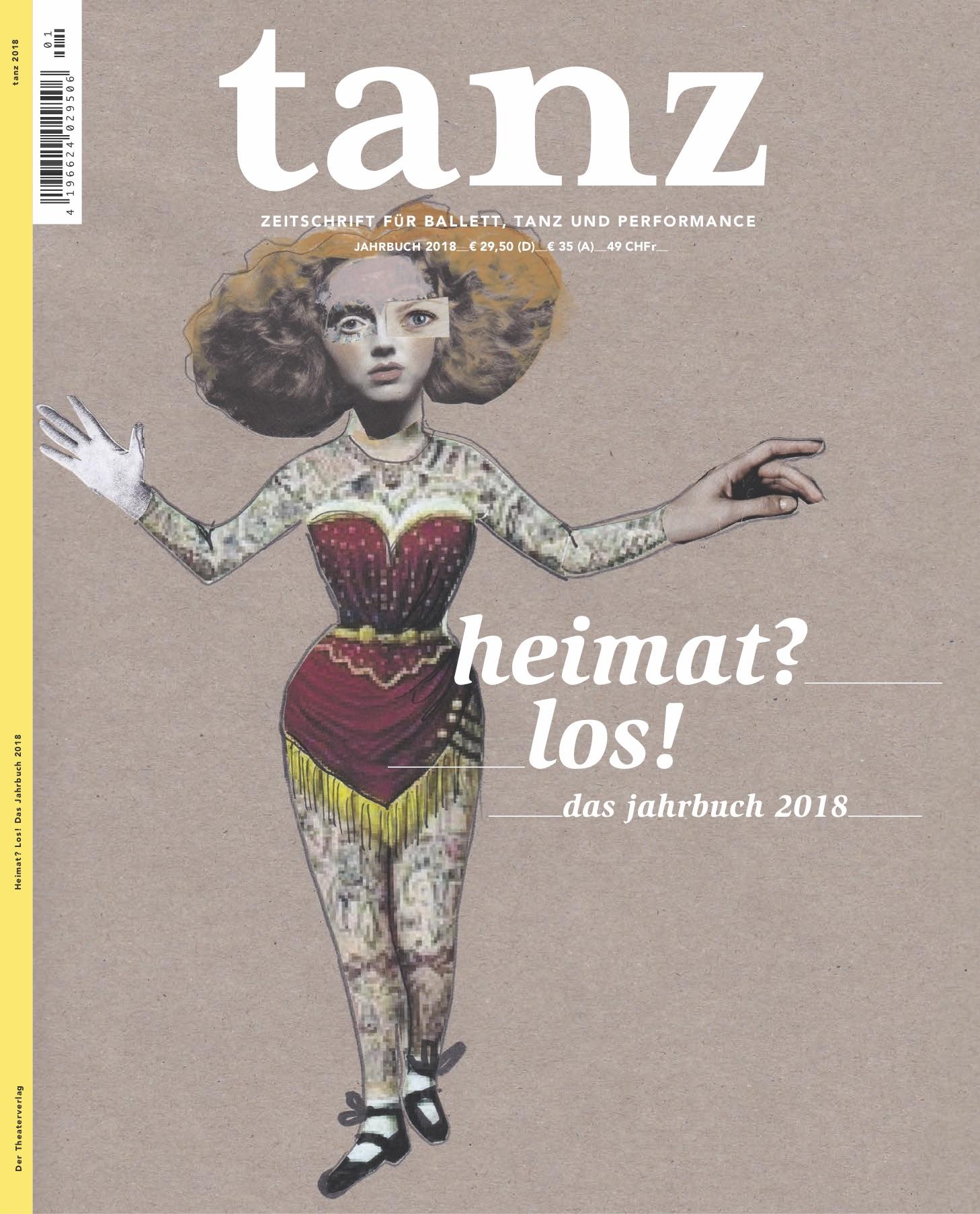 tanz Jahrbuch (13/2018)