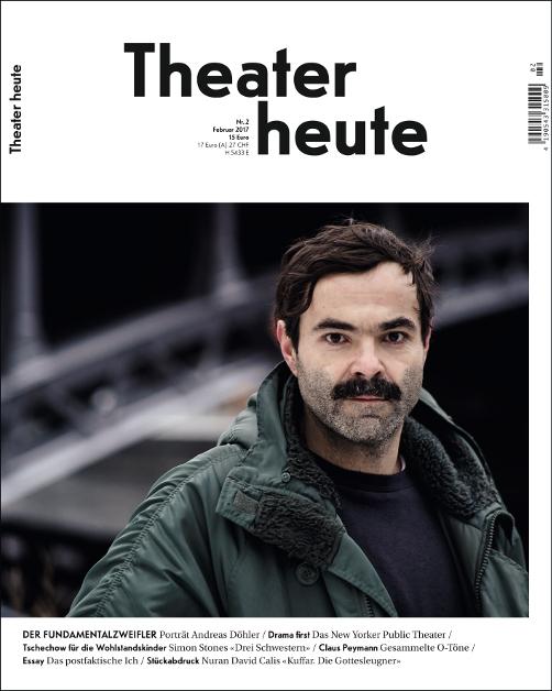 Theater heute Februar (2/2017)