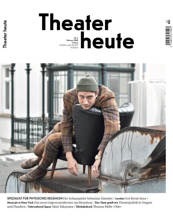 Theater heute (2/2020)