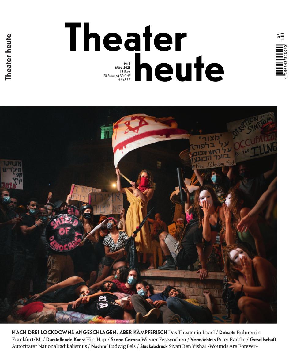 Theater heute März (3/2021)