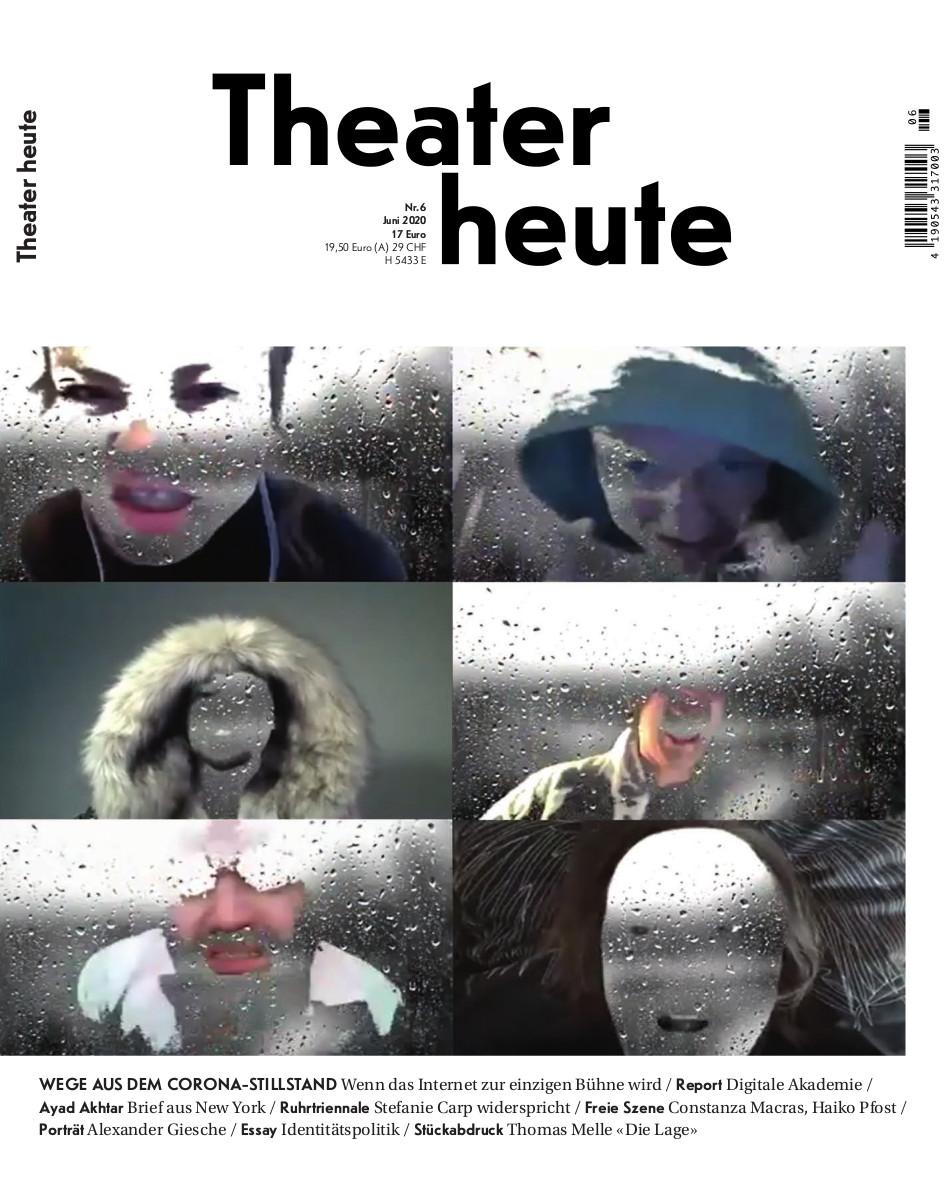 Theater heute (6/2020)
