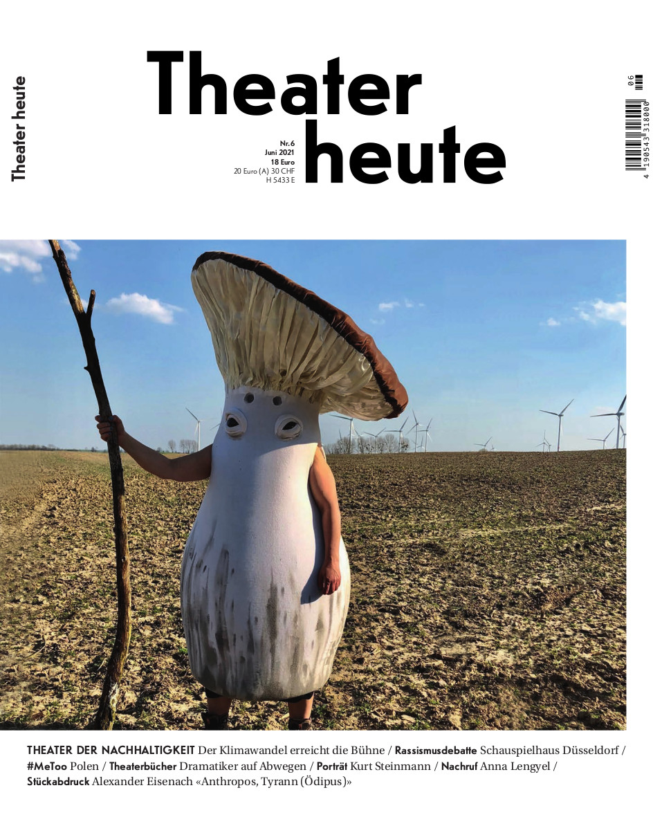 Theater heute Juni (6/2021)