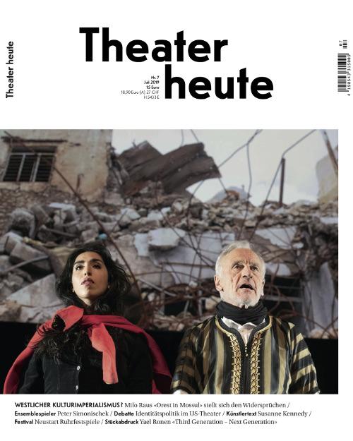 Theater heute (7/2019)