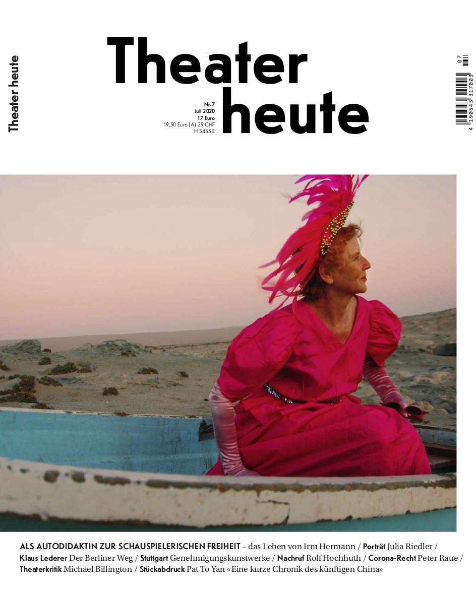 Theater heute (7/2020)