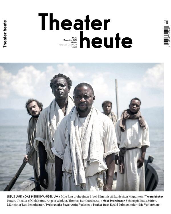 Theater heute (12/2019)