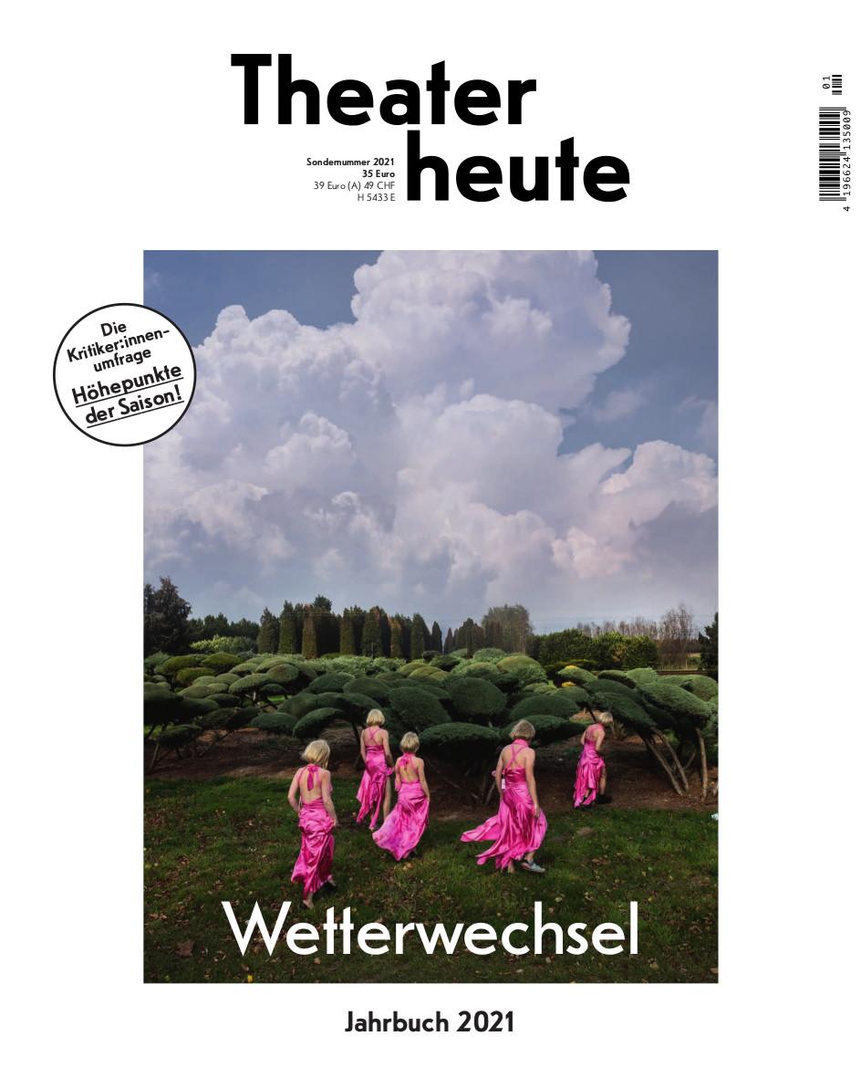 Theater heute Jahrbuch (13/2021)