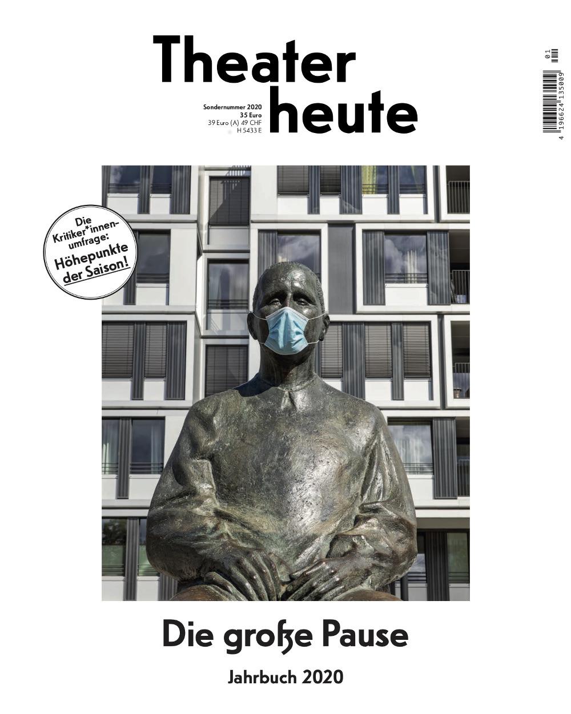 Theater heute Jahrbuch (13/2020)